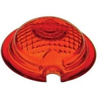 V-FACTOR TAILLIGHT LENS ROUND FITS SPARTO STYLE TAILLIGHT UW #11246 L.E.D. TAILLIGHT