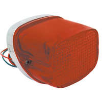 V-FACTOR OE STYLE TAILLIGHT SOLID LENS BT SPT 1973/1993 SOLID RED COLOR