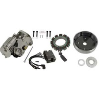 32 AMP BUILDERS KIT BT EVO 89/LATER (EX EFI) COMPLETE SYS W/1.4 KW STAR
