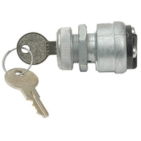 """IGNITION SWITCH UNIVERSAL 3-WAY 3/4 """" MNT"""