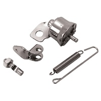 V-Factor 15201 Mechanical Rear Brake Switch Pull/On Complete Kit Big Twin 1937-57 45ci Servi-Car 1937-50 Custom Applications Oem 72003-34t