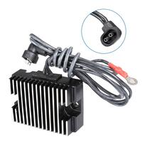 V-FACTOR REGULATOR/RECTIFIER OE STYLE BT EVO 89/99(EX EFIFLT 97/98) 32 AMP 12V BLACKRPLS 74519-88