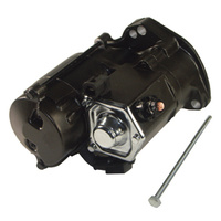 V-Factor 17091 Starter Black Big Twin 89-06 STARTER 1.4kw High Torque Oem 31552-89a 31553-94