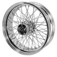 DNA Rear Wheel 18 x 3.5 60Spk Suit Softail  Sportster 84-99 Dyna 91-99