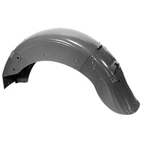 V-Factor Rear Fender Raw Steel Fits FL Models 1979/1984 With TailLight Hole Replaces HD# 59641-82A