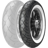 Metzeler M2407600 ME888 Marathon Ultra Front Tyre White Wall 130/90-16 67H Tubeless