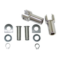 """Footrest Supports 2 1/2"""" Spacer to Clives 2007-later Softail Models Oem 51039-05"""