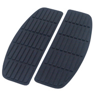 FOOTBOARD PARTLATE STYLE PADS FL M ODELS 1966/1990 & CUSTOM LATE STYLE