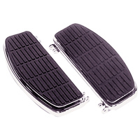 FOOTBOARDSEARLY STYLE SQUARE BIG T WIN 4 SPEED 1940/1984 SOLID PADS10