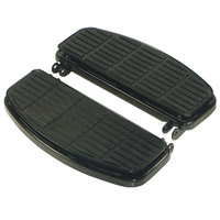 FOOTBOARDSSQUARE STYLEBLACK BIG T WIN 4 SPEED 1940/1984 ONE PIECE ISO