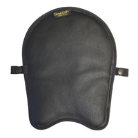 MOTORCYCLE GEL SEAT/ LEATHER 1