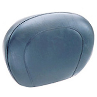 PASSENGER BACKREST PAD SMOOTH FITS RK 94/L*FLHT/FLTR 97/L* SCR EAGLE