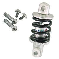 "Hardbody 27922 Mini Shock 4"" Height Bittet Aluminum Universal use Custom & Bobber (300 Pound per Inch Spring Rate)"