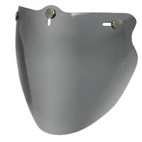 M2R M2R-1107106 Dark Tint Visor for 225 (B1) Helmets w/Universal 3 Stud