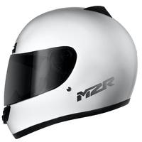 M2R M1 Helmet White
