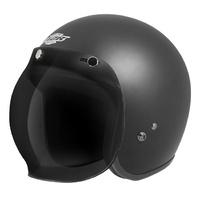 M2R M2R-1114194 Dark Tint Bubble Visor for (B2) Helmets
