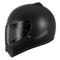 M2R M1 Helmet Semi Flat Black