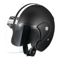 M2R 290 Helmet Urban Matte Black/White