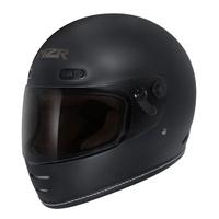 M2R Bolster F-9 Helmet Matte Black
