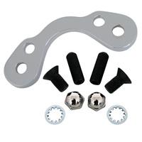 """Hardbody Handlebar Riser Adapter For Springer to Wide Glide 3 1/2"""" Center Bar Style"""