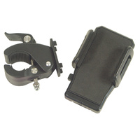CELL PHONE HOLDER ADJUSTABLE FOR AL L CELL PHONE TYPES  INC MOUNTING HD