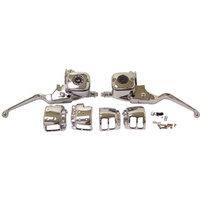 "V-FACTOR  HB CONTROL KIT FOR 1-1/4"" HB BT 96/06SPT 96/03 W/11.16""MCL CL MCL SW HOUSINGS BRKTS HRDW"