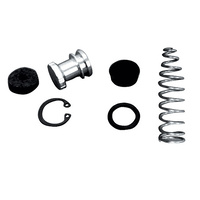 """V-Factory 45409 Handlebar Master Cylinder Repair Kit Front 3/4"""" Bore Big Twin 4Spd 72-81 & Sportster 73-81 No top Cover Gask Oem 45063-72 suit Harley"""