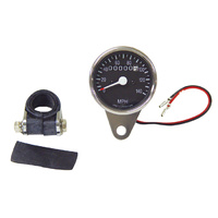 SPEEDOMETER MINI 1:1 RATIO ALL 1:1 RATIO TRANS DRIVE COMPLETE W/CLAMP
