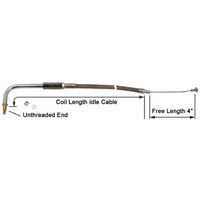 """Motion Pro 31.5"""" Armor Coat Idle Cable 96-later Models 66-0629"""