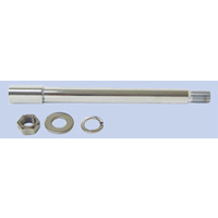 FRONT AXLE KIT XL 78/83 FX 77/83 W/ CHR HARDWARE