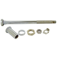 REAR AXLE KIT BT 67/72 W/ CHR HARDW ARE