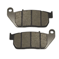 BRAKE PAD SET FOR  SPORTSTER 2004-UP FITS HARLEY OR CUSTOM USE