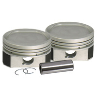 CAST PISTON SET,STD BORE SPT 86/L* 883 TO 1200 CONV MOLY COATED