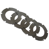 CLUTCH PLATE KITSTEEL DRIVE BT 68/ EARLY 84 W/ANTI-RATTLERS REPLACES H