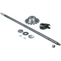 Clutch Throw Out Bearing & Pushrod Kit Heavy Duty Bt 70-e84 4Spd Oem 37305-70
