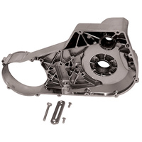 PRIMARY COVERINNER CAST SOFTAIL 19 90/1993 POLISHED CAST ALUMINUM RPLS