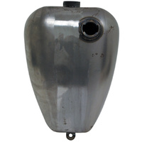 Paugcho  GAS TANKWIDE MUSTANG 1 CAP UNIV USE 3.4 GALLON 1 CAP W/2 1/4 FUEL OPENINGS PAUGHCO 812B