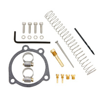 TUNER KIT FOR CV CARB, STD KIT FITS TWIN CAM 99-06, DOES NOT INCLUDE EZ-JUST