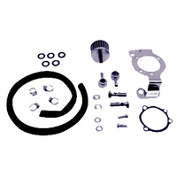 AIR FILTER SUPPORT AND CRANKCASE BREATHER KIT SPORTSTER 91-UP HARLEY / CUSTOM
