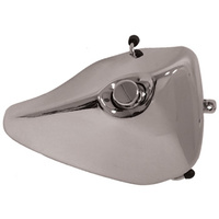 OIL TANKSTOCK STYLE SPT 1983/1993 CHROME PLATED REPLACES HD 62475-83