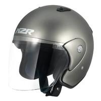 M2R 290 Helmet Titanium