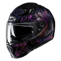 HJC I70 Helmet Varok MC-8