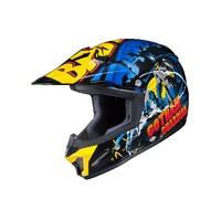 HJC CL-XY II Youth Helmet Batman DC Comics MC-23