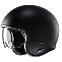 HJC V30 Helmet Semi Flat Black