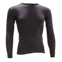 DriRider Thermal Merino Wool Shirt Black