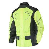 DriRider Thunderwear 2 Rainwear Jacket Fluro Yellow