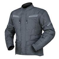 DriRider Compass 2 Youth Textile Jacket Black/Black