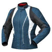 DriRider Vivid 2 Air Ladies Textile Jacket Atlantic Blue