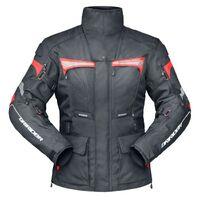 DriRider Vortex Pro Tour Ladies All Season Jacket Black