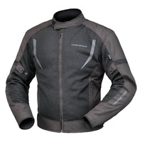 DriRider Breeze Textile Jacket Mocha